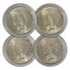 Peace Dollar Bonanza  - Up to 4 Different - Uncirc