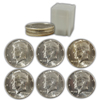 All The Silver Kennedys - Uncirculated - 9pc