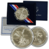 2005 Marine Corps Silver Dollar - Uncirculated