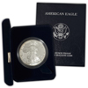 2001 Silver Eagle - Proof - West Point