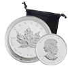 2013 Canadian $5 Silver Maple Leaf - Uncirculated