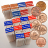 1st Last Lincoln Cent Roll Deal - 16 Rolls - 800 C