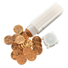 Wheat Cent Roll of 50 ( Mixed ) - Uncirculated ( W