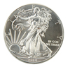 2014 Silver Eagle - Uncirculated w/ Display Pouch