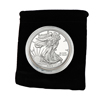 2015 Silver Eagle - Uncirculated w/ Display Pouch