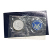 The Rarest Uncirculated Ike - 1973 Blue Pack Silve