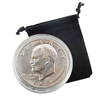 1971 Eisenhower - D Mint - Unc - Capsule and Pouch
