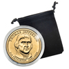 2007 Thomas Jefferson Dollar - Capsule - Unc - Phi