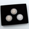 1980 Kennedy Half Dollar PDS Collection - 3 pc