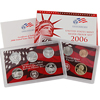 2006 US Silver Proof Set  ( 10 pc )