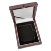 Wooden Display Box - Certified Coin - Single