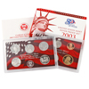 US Mint SILVER Proof Sets - 1999 to 2009 - EasyPay