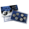 2009  State Quarters Proof Set - 6pc - OGP