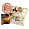 2009 Lincoln Cent - Log Cabin - P & D Gift Pack
