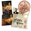 2009 Lincoln Cent - Formative Years - P & D Gift P