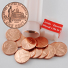 2009 Lincoln Cent - Professional - D Roll Unc