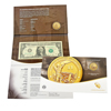 2015 Native American Dollar Coin & Currency Set -