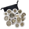 $100 Bag of 90% Silver - 30 Coins