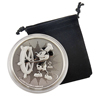 2017 Disney 1 oz Silver - Mickey Steamboat Willie