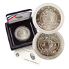 2015 Federal Marshalls Silver Dollar - Uncirculate