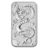 2019 Australian 1 oz Silver - Dragon - Rectangular