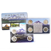 2019 Lowell Quarter 4 pc Uncirculated Set - PDS &