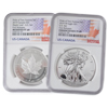 2019 Pride of Two Nations 2pc - US Set NGC 69 Earl