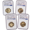 2019 American Innovation Proofs - 4pc Set - NGC 69