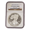 2010 Silver Eagle - Proof - NGC 70