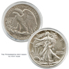 1941 Walking Liberty Half Dollar - P Mint - Uncirc
